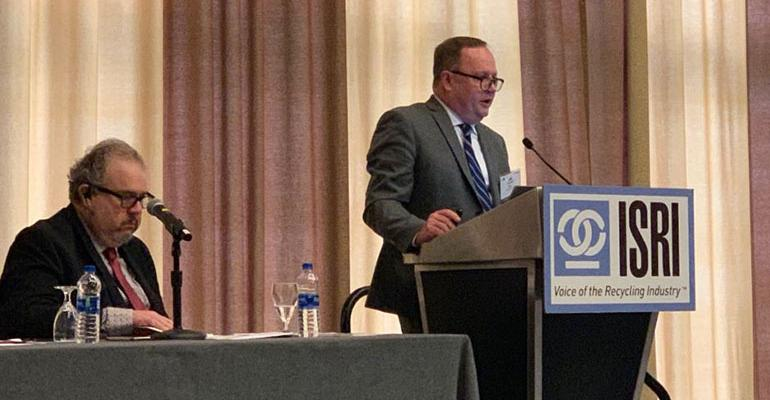 ISRI Roundtable Discusses Next Potential Top Recycling Market