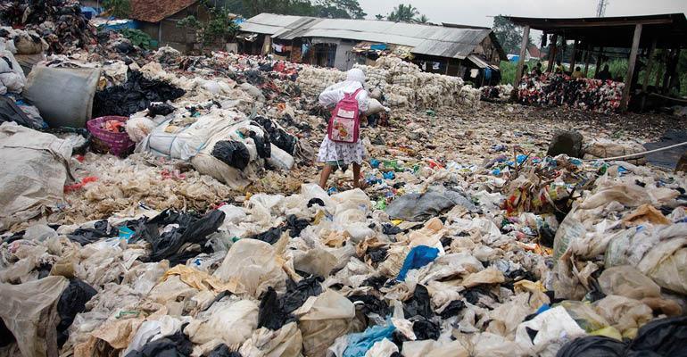 Jakarta-landfill