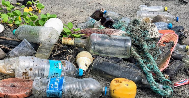 ocean waste pollution
