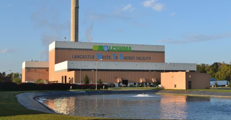 lancaster WTE facility