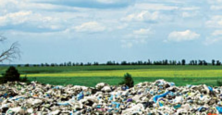 Lengthening a Landfill's Lifespan