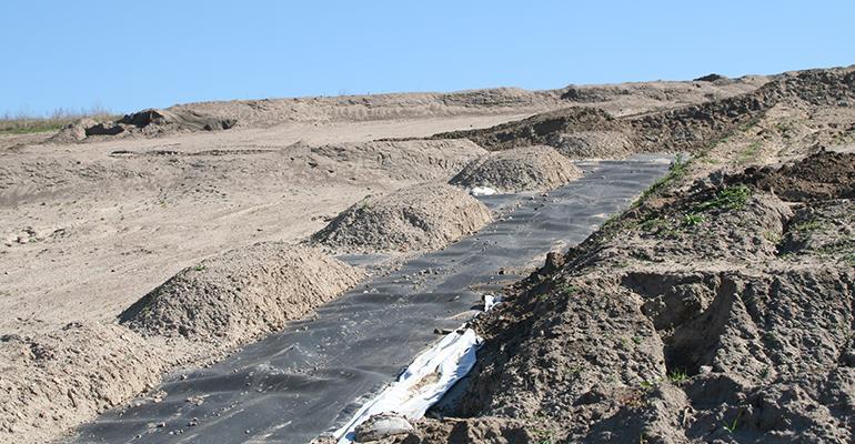 landfill leachate