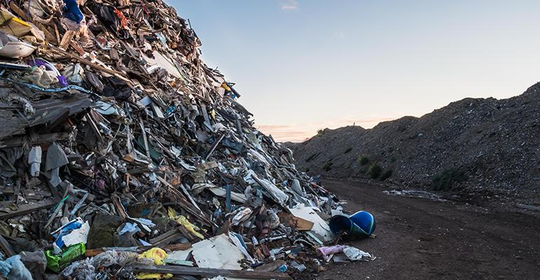 San Diego's Principal Planner Approves Landfill Expansion
