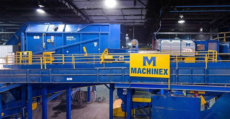 Machinex MRF