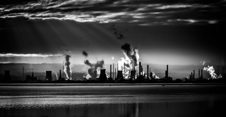 smoke pollution