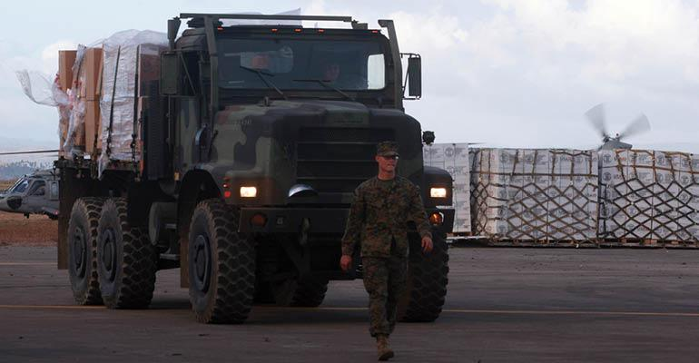 military-truck