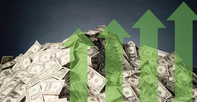 money-increasing