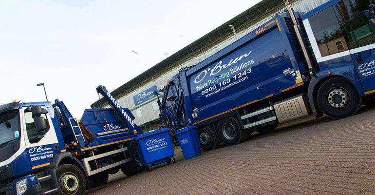 obrien waste recycling