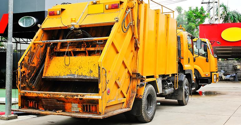 The Atlantic Explores Why Kids Love Garbage Trucks