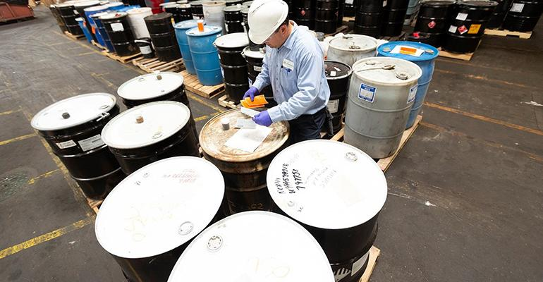 National Retailer Partners with Third Party to Manage Hazardous Waste