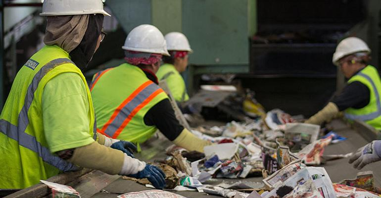 Phoenix recycling bags