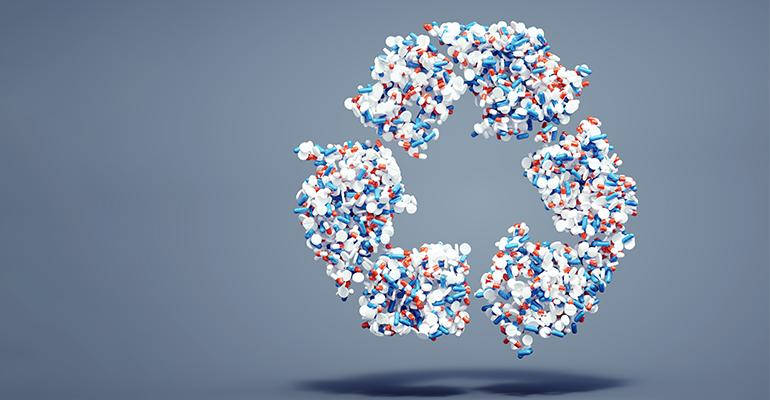 pill drug recycle