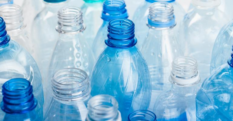 Plastic Bottle Recycling Part - 20: Evian To Use 100% Recycled Plastic In All Water Bottles