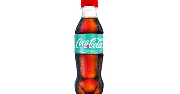 Coca-Cola Introduces Bottle Made with Marine Plastic