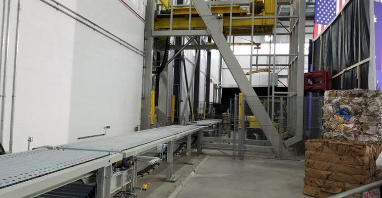 A New Paper Mill in Ohio