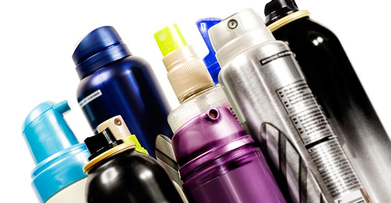 aerosol cans RCRA Waste Handling regulation