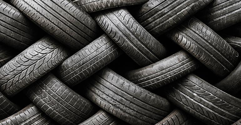 Monroe County, Mich., Seeks Grant for Scrap Tire Recycling Program
