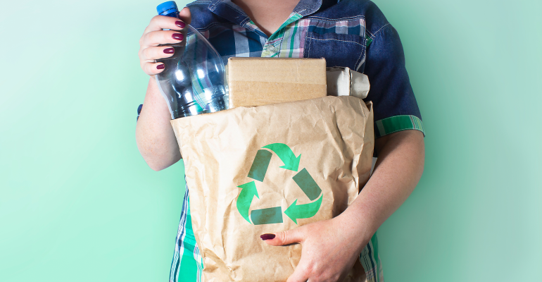 recycling habits