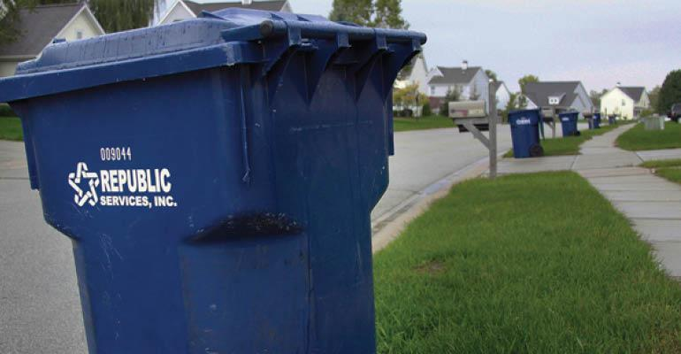 Bluffton Trash Pick Up Delayed One Day Next Week Here S Republic Services Schedule