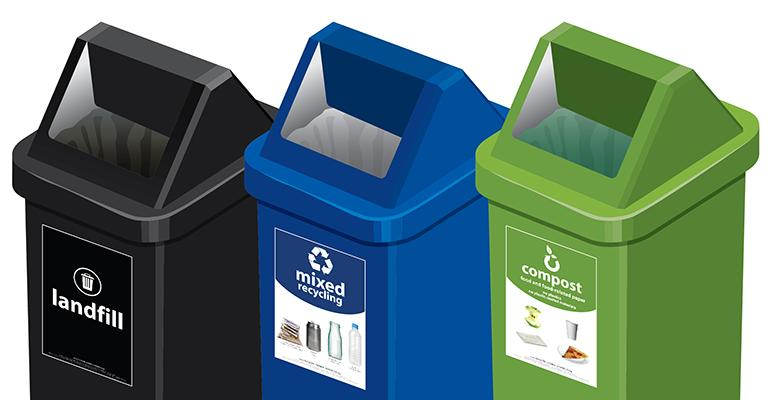 Rubicon recycling guide