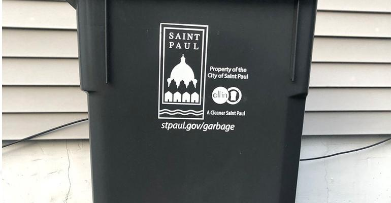 Ongoing Trash Collection Debate Continues in St. Paul, Minn.