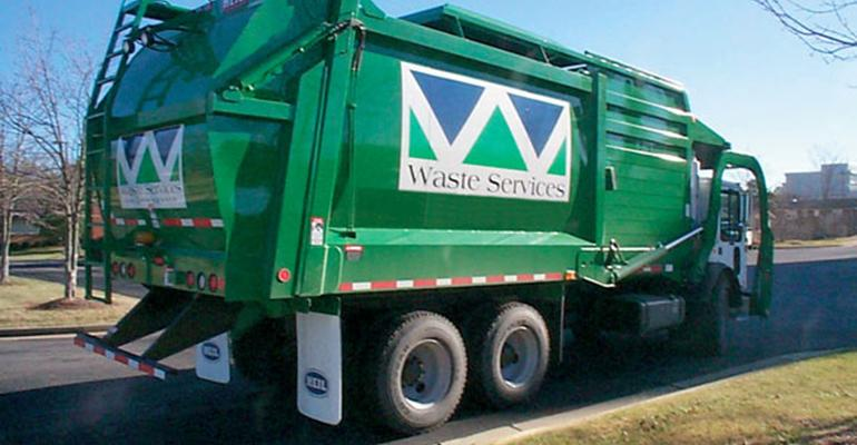 Santex Waste truck