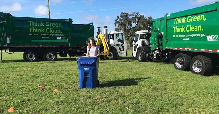 Sarasota County, Fla., Makes Transition to Single Stream Recycling