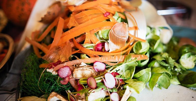 Sodexo Ties Financing to Food Waste Prevention