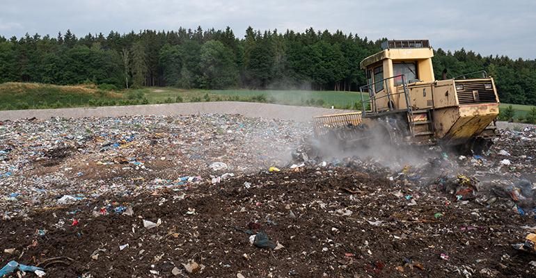 EPA to Implement Emissions Guidelines for MSW Landfills