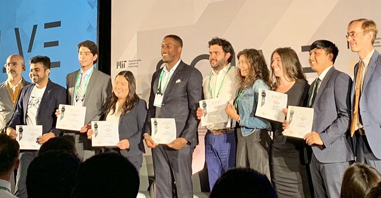 GM and MIT Solve Announce Circular Economy Challenge Winners