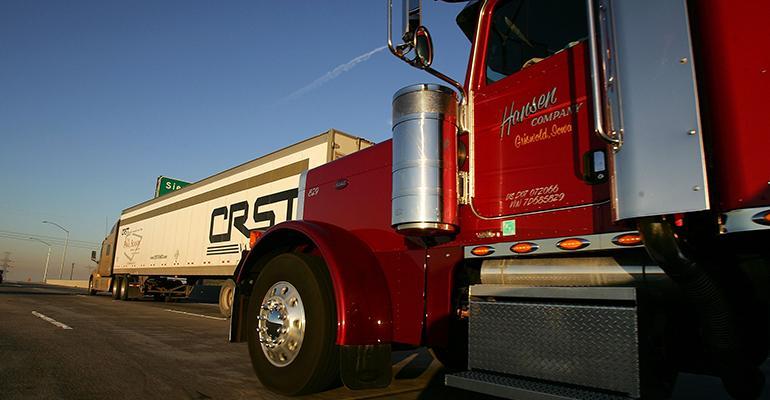 diesel trucks highway