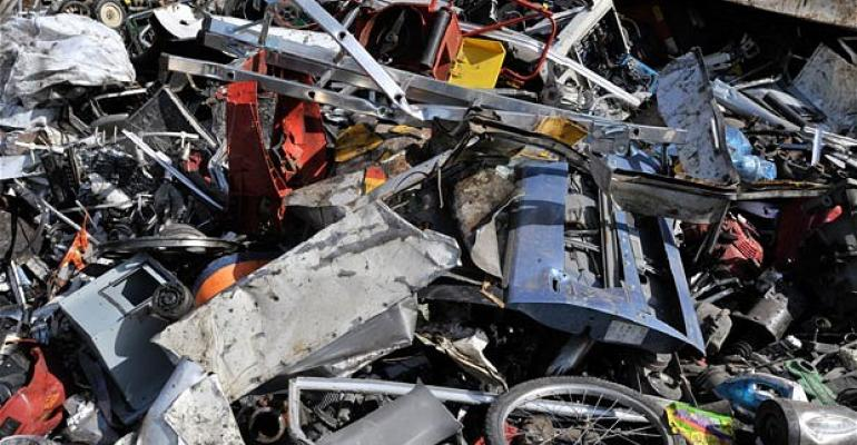 California County Investigating Recycling Firms in Metals Theft