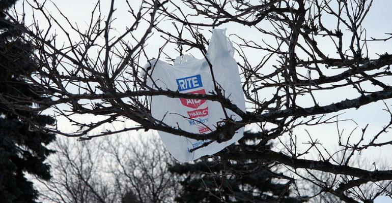 Illinois Governor Vetoes Plastic Bag Recycling Bill