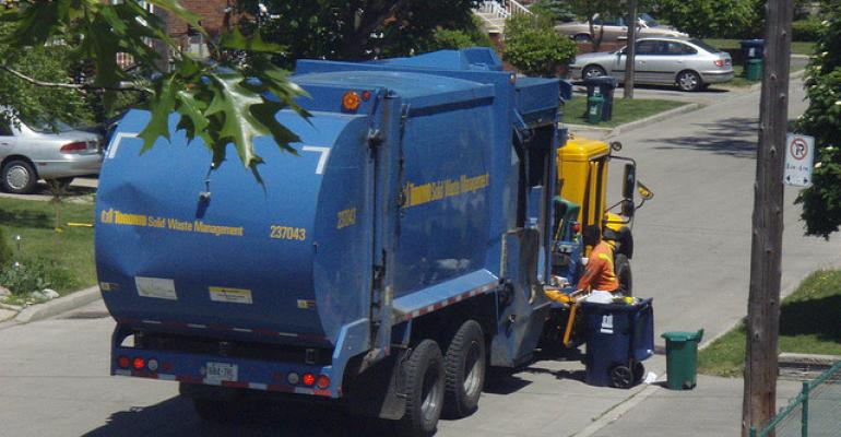 Fatalities in Waste, Recycling Increase in 2011