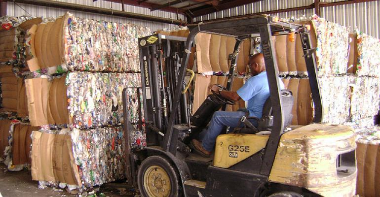 Memphis, Tenn., Sends Tons of Recyclables to Landfill
