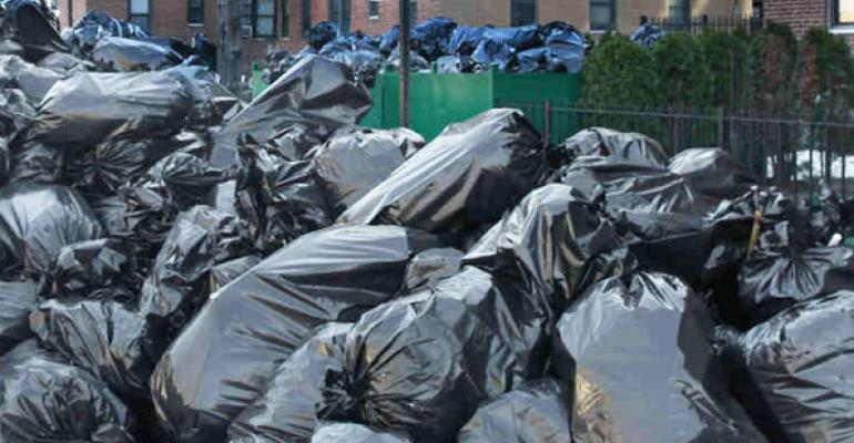New York City Reduces Waste Collection, Suspends Recycling