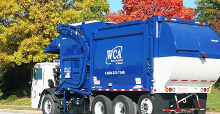 WCA Waste Names Cowhey CEO
