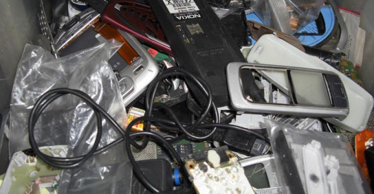 Sims Expands Electronics Recycling to Mobile Devices