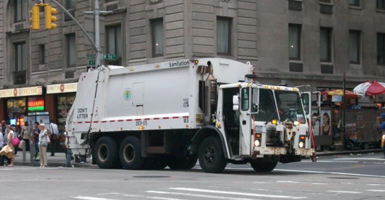 Bill Would Ban Garbage Trucks from Parking in NYC Neighborhoods