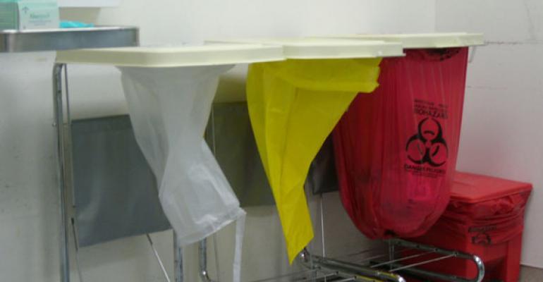 Hauler, Hospital Form Medical Waste Partnership