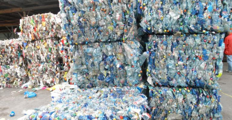 PET Recycling Rate Tops 30 Percent in 2012
