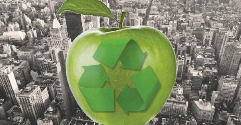 Big Green Apple
