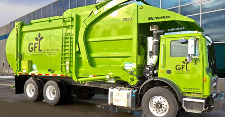 May 8, 2014 - GFL Environmental to Buy Waste Management Canadian Assets
