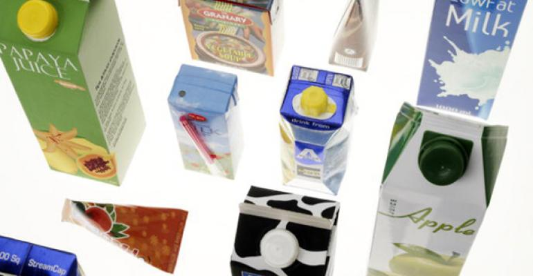 Carton Recycling Hits 50 Percent in America