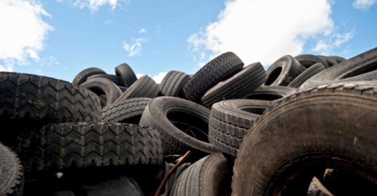 Viva Recycling Launching Tire Recycling Unit in South Carolina