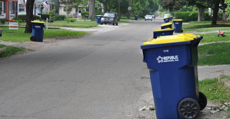 Quispamsis Council Rejects Curbside Recycling Proposal