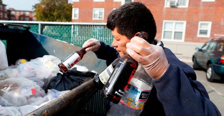 Massachusetts Voters Reject Bottle Bill