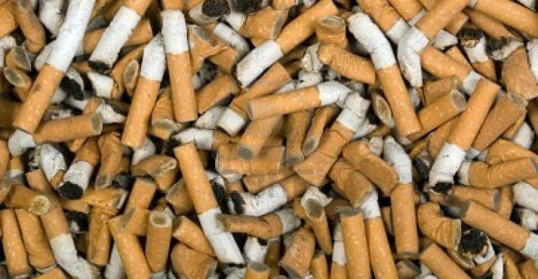 cigarette but