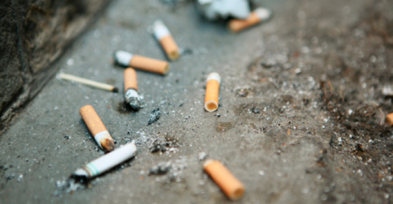 New York Lawmakers Consider Single-use Cigarette Filter Ban