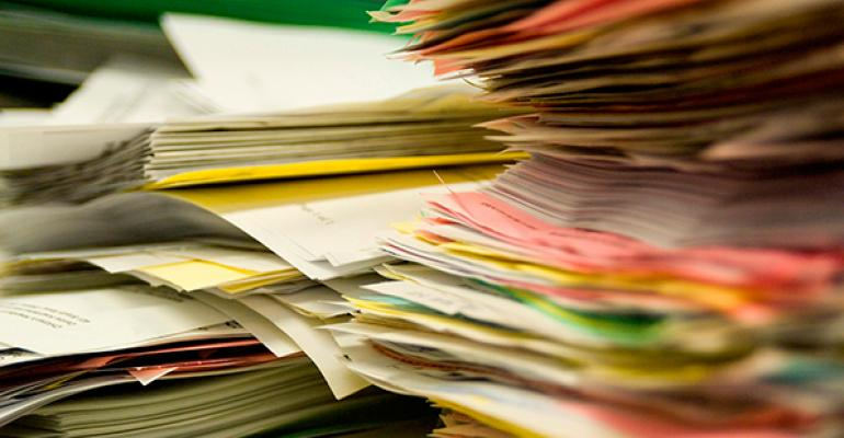 Cook County, IL, Reycling More than 1 Million Pounds of Old Documents